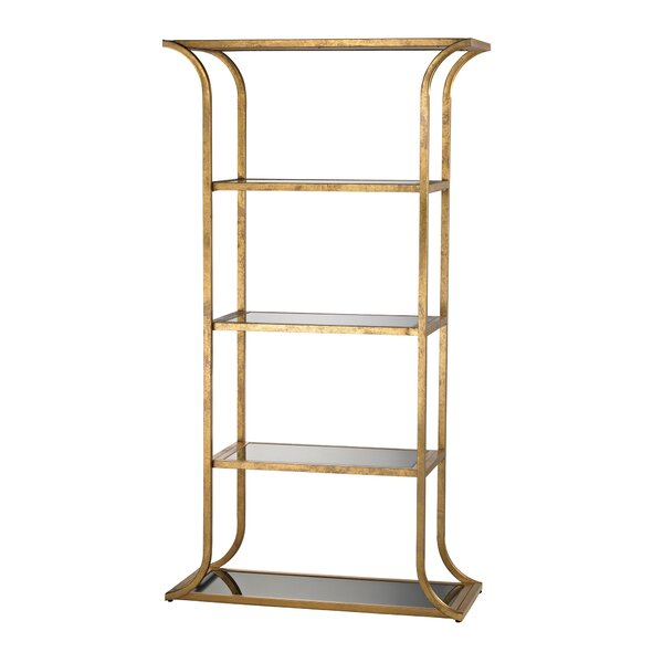 Rinker Etagere Bookcase by Willa Arlo Interiors