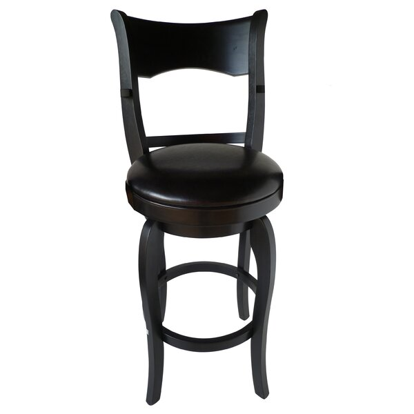 Octavius 30 Swivel Bar Stool by Darby Home Co