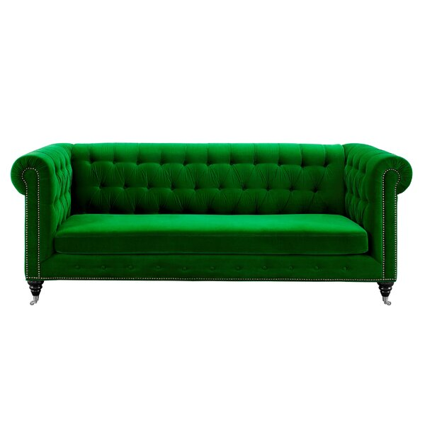 Review Gertrudes Chesterfield Sofa