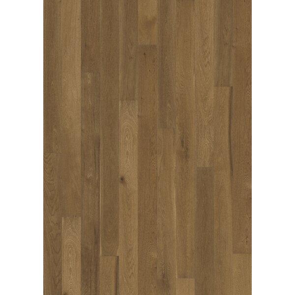 Canvas 5 Engineered Oak Hardwood Flooring in Tweed by Kahrs