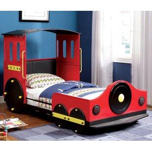 Tripton Twin Car Bed By Hokku Designs