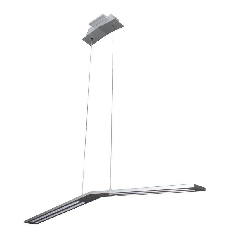 VONNLighting Haeidi 3 Light LED Geometric Pendant Reviews Wayfair