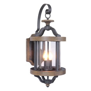Online Reviews Elisabetta 2-Light Outdoor Wall Lantern By Laurel Foundry Modern Farmhouse
