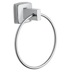 Wall Mounted Towel Ring by Donner Bath Furnishings