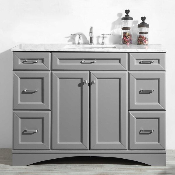 Jonina 48 Bathroom Vanity Set by Willa Arlo Interiors