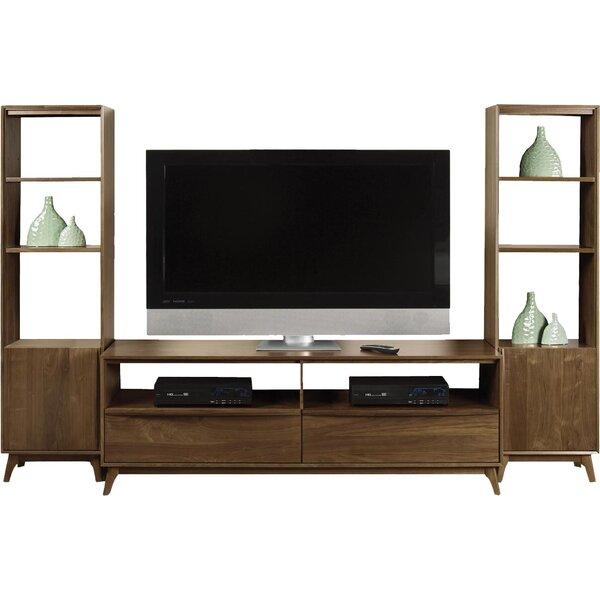 Catalina Three Shelf Standard Bookcase by Copeland Furniture