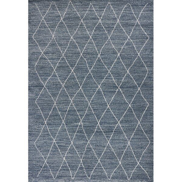 Asbury Blue Area Rug by Greyleigh