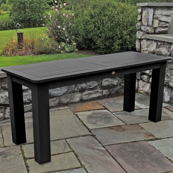 Draves Plastic Dining Table by Canora Grey