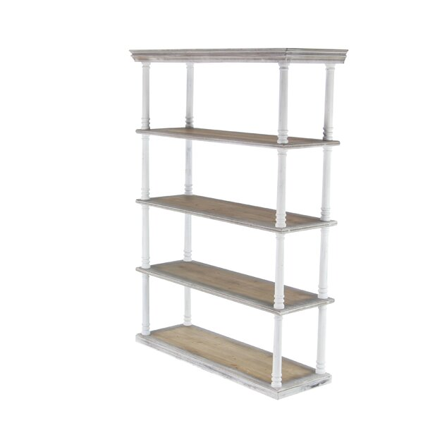 Gillespie Etagere Bookcase by Ophelia & Co.