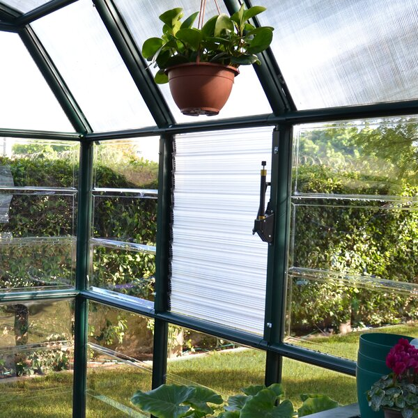 Side Louver Window by Rion Greenhouses
