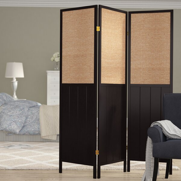 Waltham 3 Panel Room Divider by Three Posts