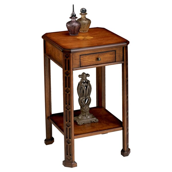 Searles End Table by Alcott Hill