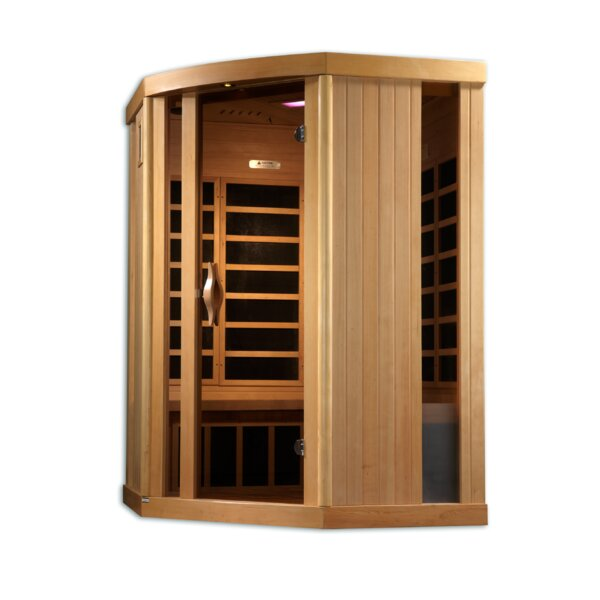 Puretech Low EMF 3 Person FAR Infrared Sauna by Dy