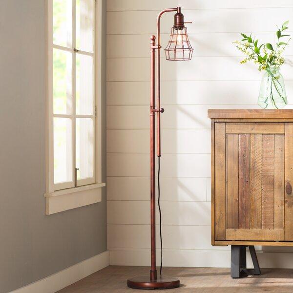 Domett LED Task Floor Lamp by Birch Lane™