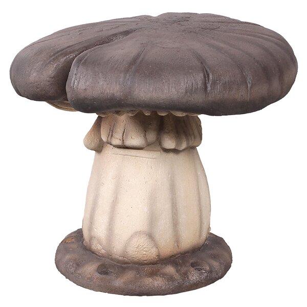 Massive Mystic Mushroom Garden Patio Chair by Design Toscano