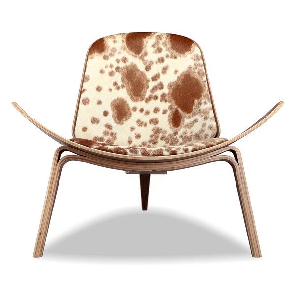 Tripod Lounge Chair by Kardiel
