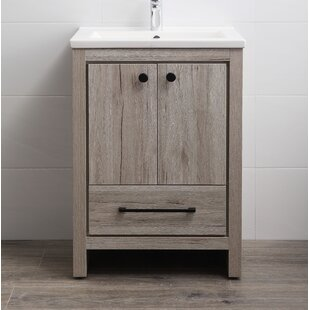 Top Reviews Asenath 24 Single Bathroom Vanity Set By Union Rustic