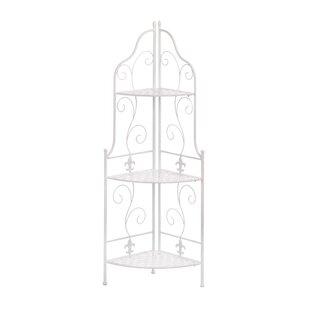 Basket Weave Corner Unit Bookcase Zingz & Thingz