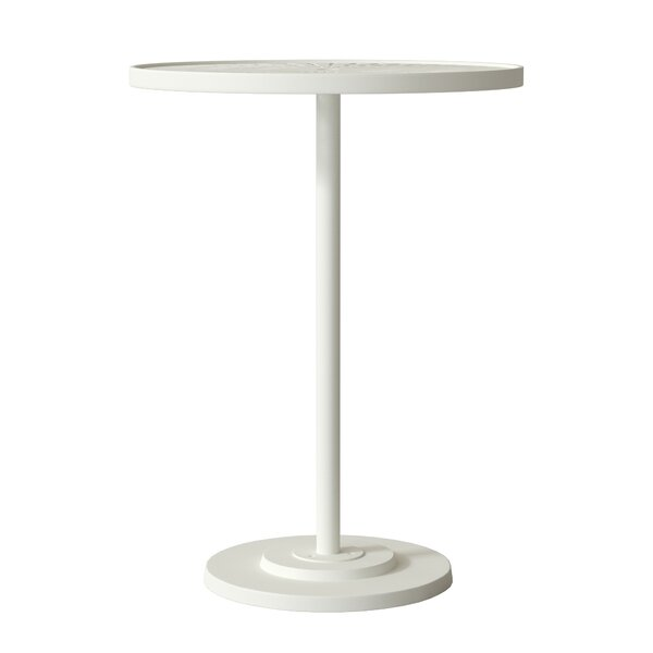 LaStratta Aluminum Bar Table by Tropitone