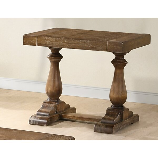 Elaina End Table by One Allium Way One Allium Way