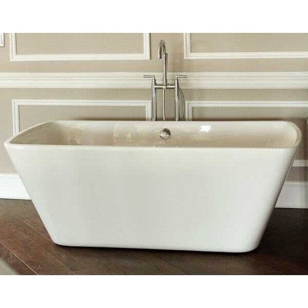 67 x 31 Soaking Bathtub by Signature Bath