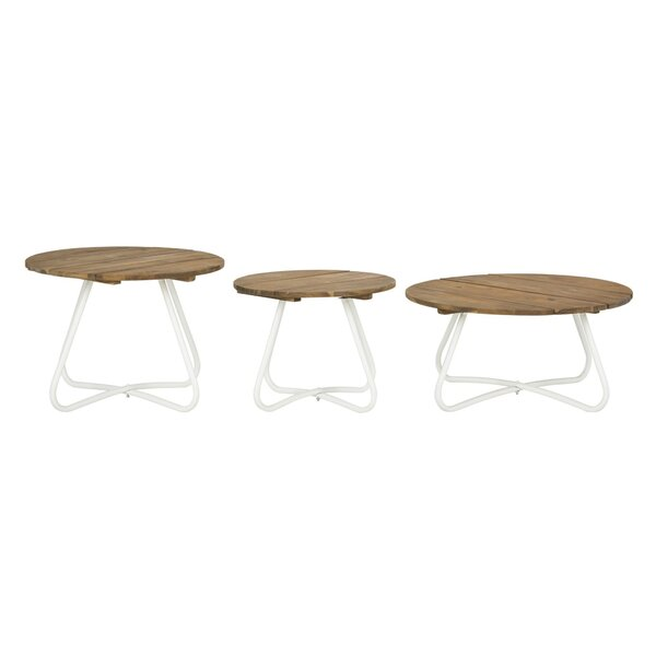 Smith 3 Piece Coffee Table Set by Latitude Run