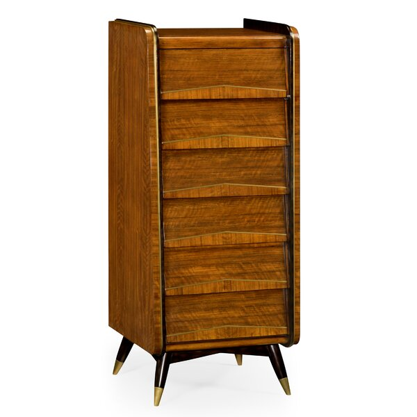 6 Drawer Accent Chest by Jonathan Charles Fine Furniture