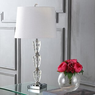 Top Reviews Paulina 28 Table Lamp By Rosdorf Park
