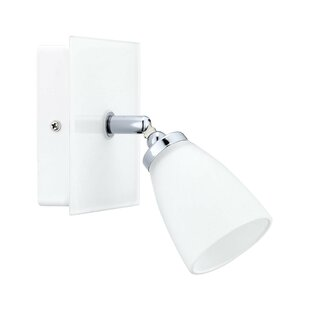 Find for Hank 1-Light Armed Sconce By Latitude Run