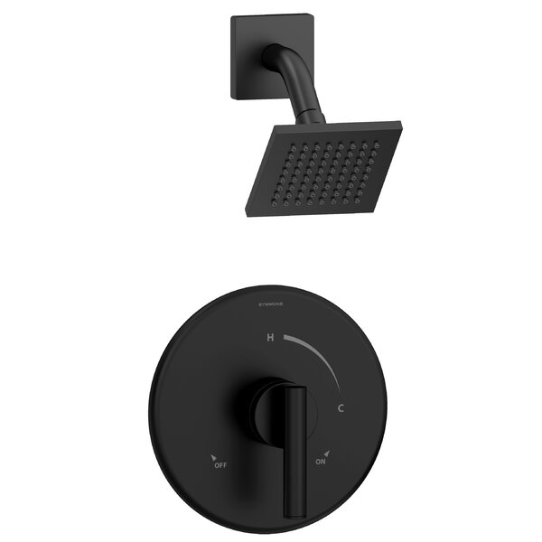 Dia Thermostatic Shower Faucet with Trim by Symmons