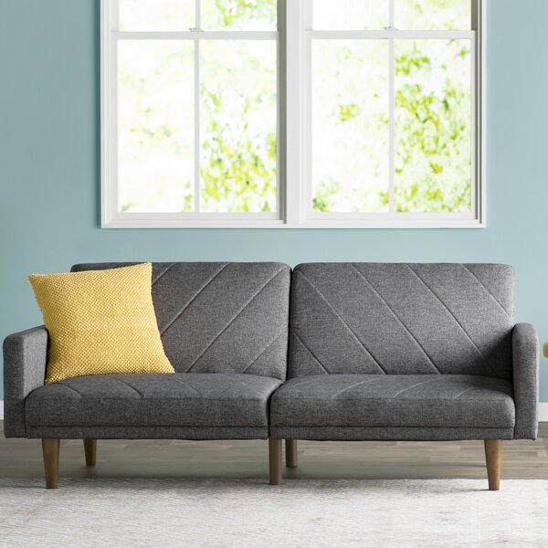 Best #1 Cobbs Convertible Sofa By Langley Street Sale