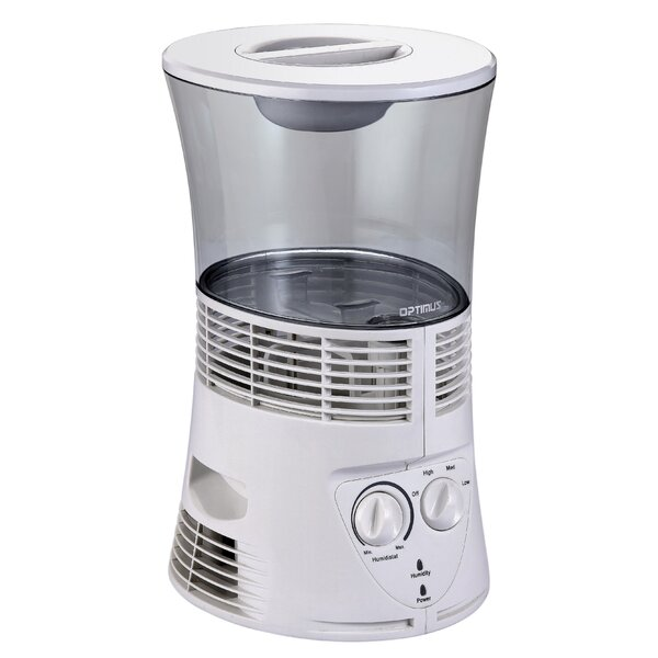 3 Gal. Cool Mist Evaporative Console Humidifier by Optimus