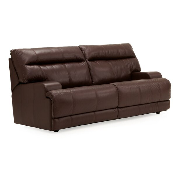 Buy Online Lincoln Reclining Loveseat by Palliser Furniture by Palliser Furniture