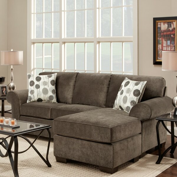 Wellsville Reversible Sectional by Red Barrel Studio