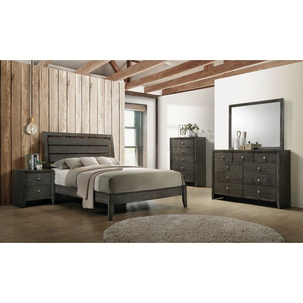 Winfrey Standard 5 Piece Bedroom Set by Foundry Select