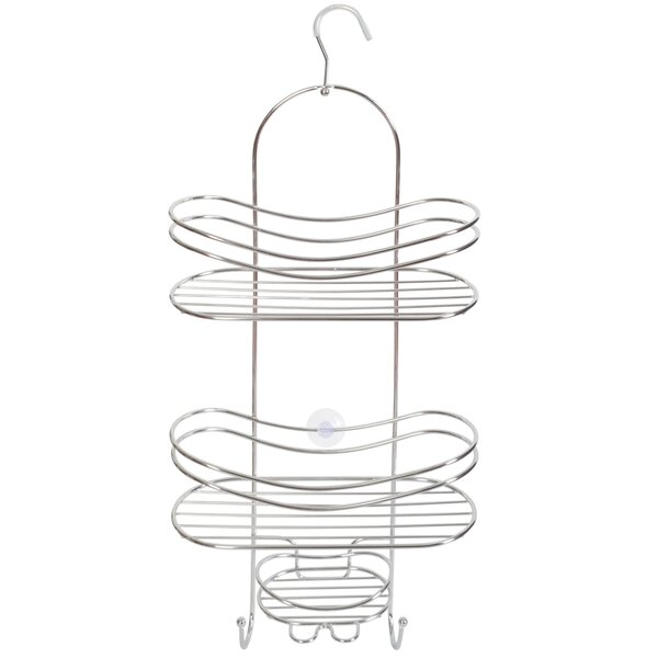 Wall Mounted Shower Caddy by Toilet Tree Products