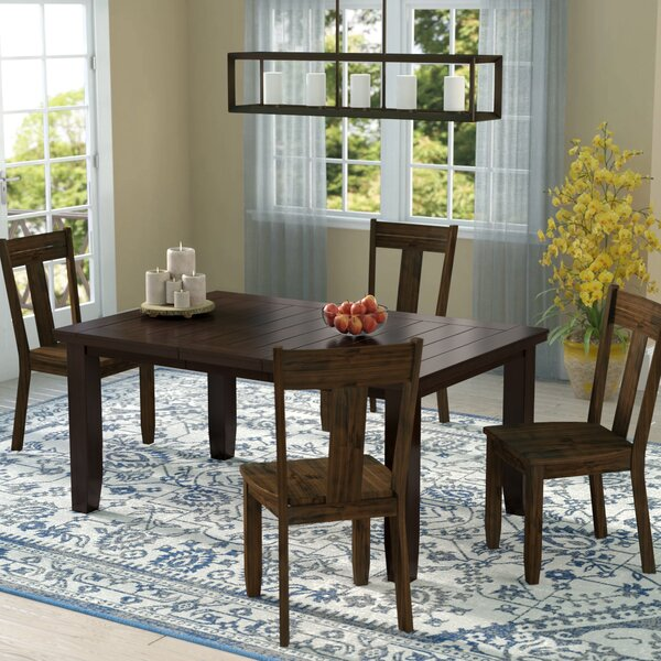 Lecroy Dining Table by Millwood Pines