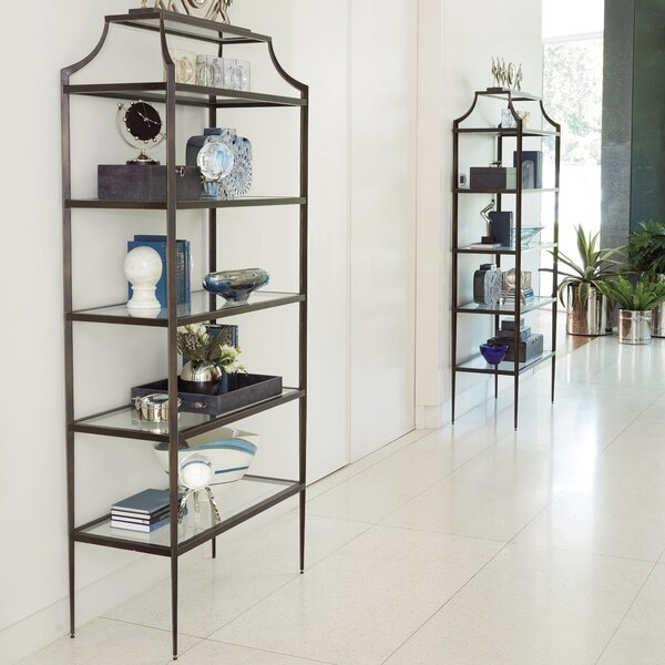 Lescot Etagere Bookcase By Global Views