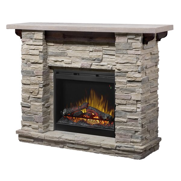 Richardson Electric Fireplace by Loon Peak