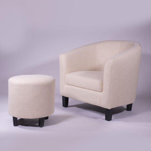 Korina Barrel Chair by Zipcode Design