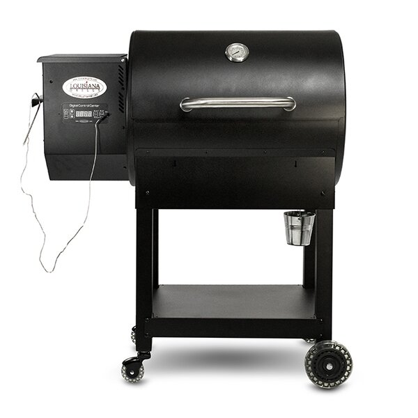 Series 700 38.5 Wood Pellet Grill by Louisiana Grills
