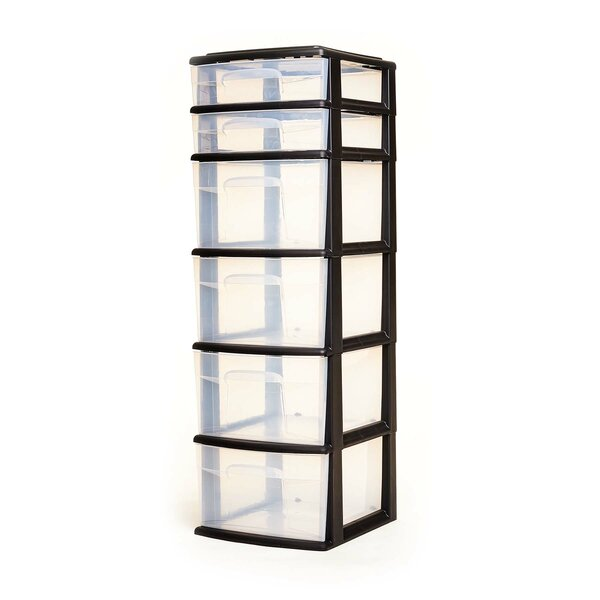 14.25 W x 39.31 H Storage Tower