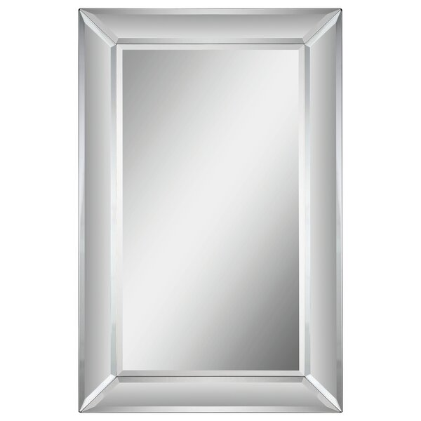 Jerold Aubry Accent Mirror by Red Barrel Studio