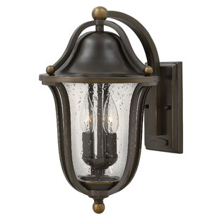 Compare prices Bolla 2-Light Outdoor Wall Lantern By Hinkley Lighting
