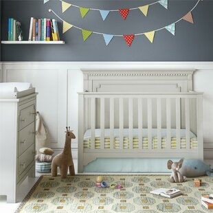 Searching for Veendam 5-in-1 Convertible Crib ByMistana