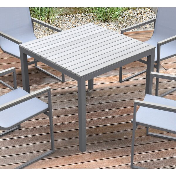 Rayan Plastic/Resin Dining Table