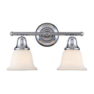 Savings Folkes 2-Light Vanity Light By Winston Porter