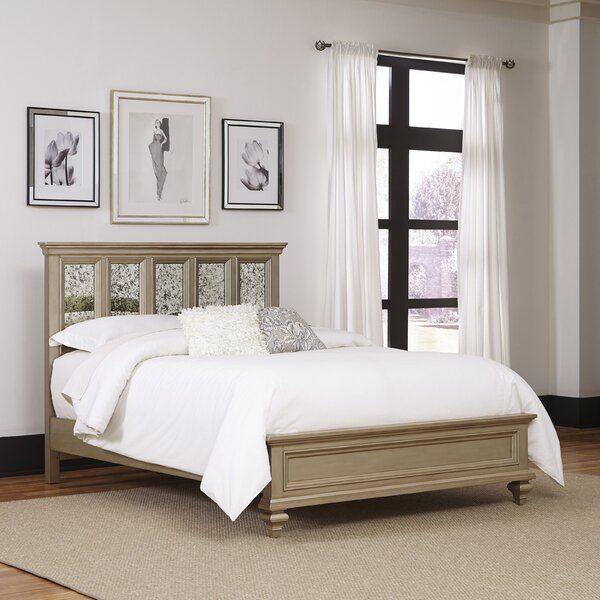 Erica Panel Bed by Rosdorf Park