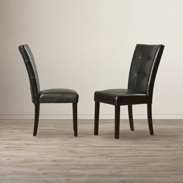 Moerlein Upholstered Dining Chair (Set of 2) by Red Barrel Studio