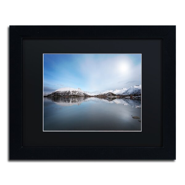 I feel like... by Philippe Sainte-Laudy Framed Photographic Print by Trademark Fine Art